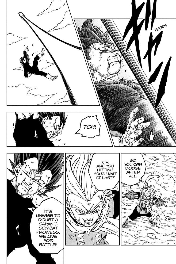 Dragon Ball Super Chapter 75 Page 32