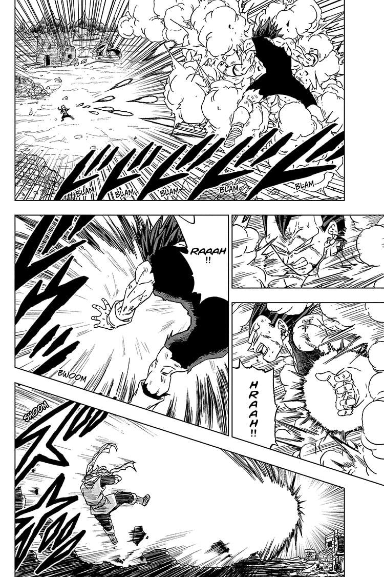 Dragon Ball Super Chapter 75 Page 34
