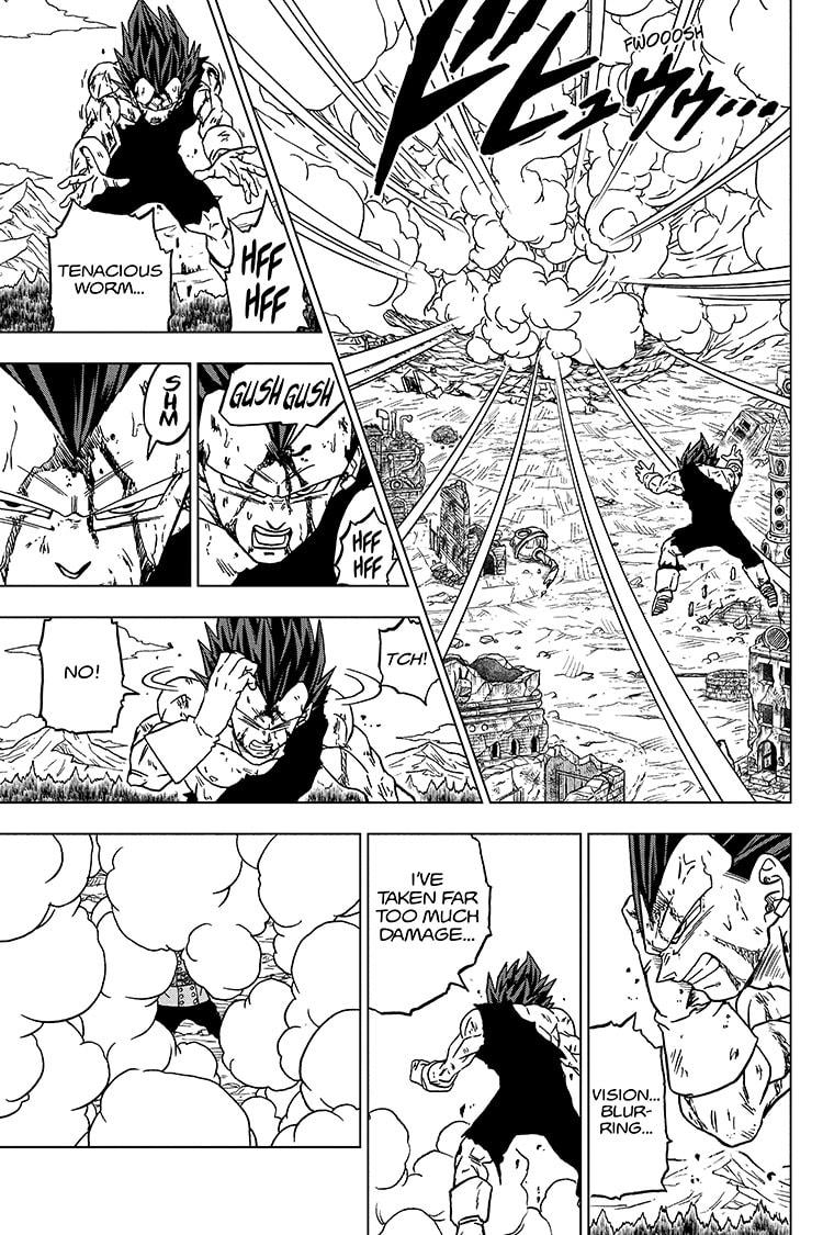 Dragon Ball Super Chapter 75 Page 35