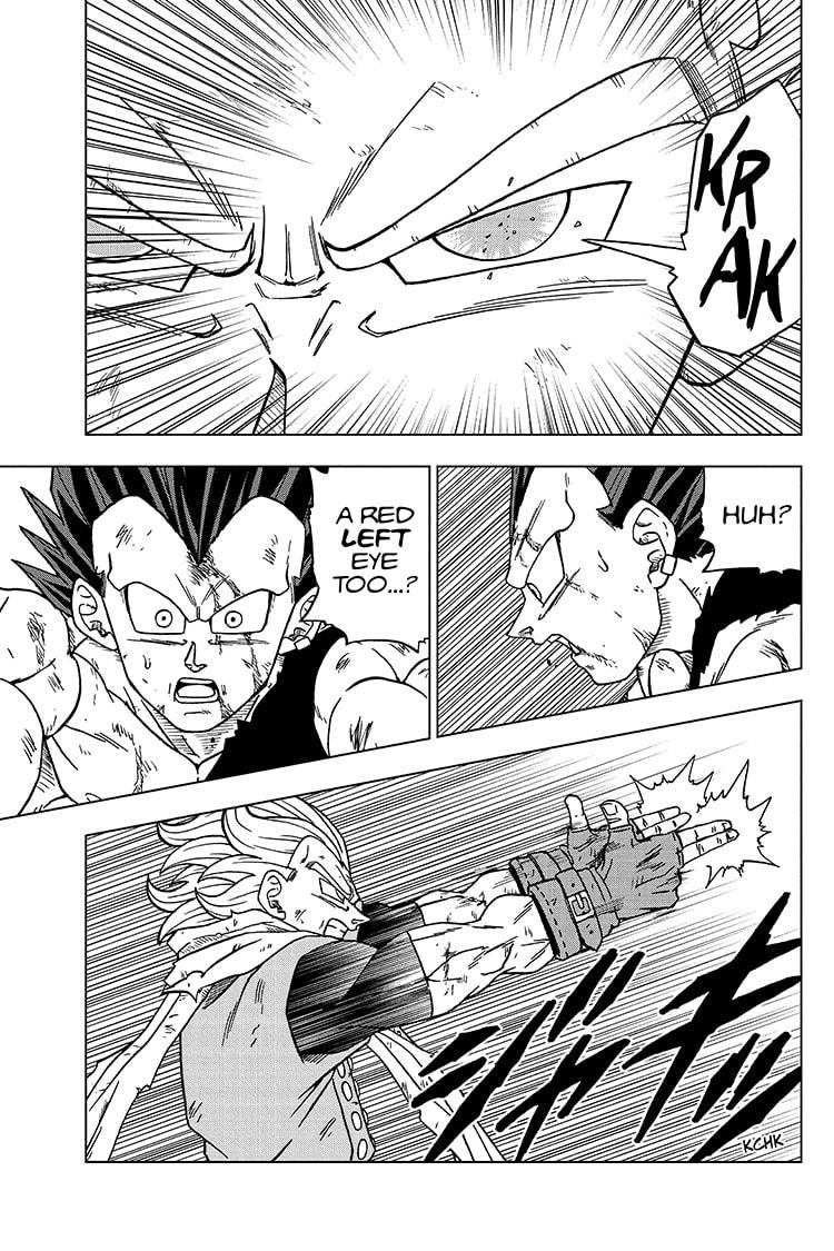 Dragon Ball Super Chapter 75 Page 39