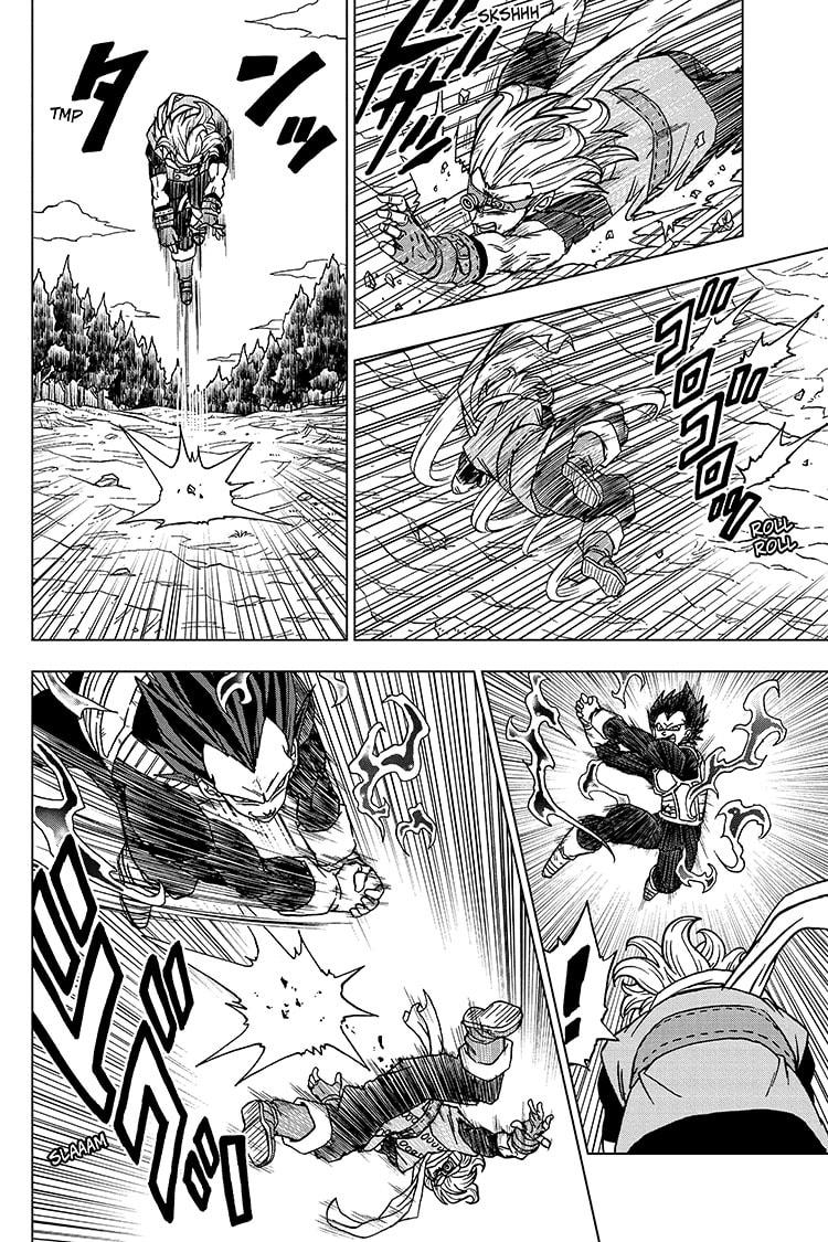 Dragon Ball Super Chapter 75 Page 4
