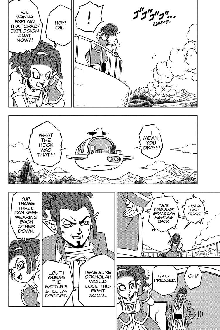 Dragon Ball Super Chapter 75 Page 44