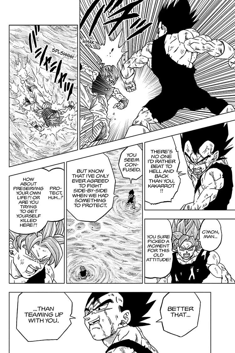 Dragon Ball Super Chapter 76 Page 10