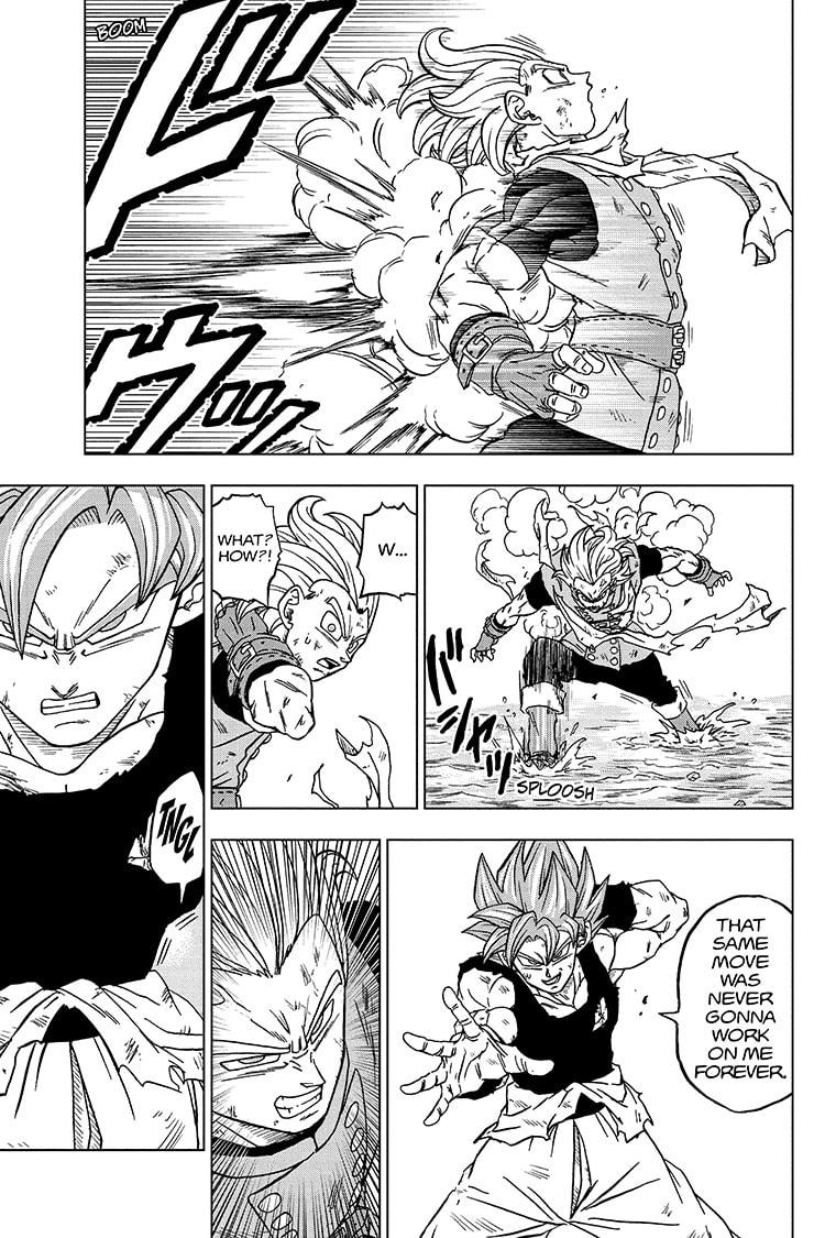 Dragon Ball Super Chapter 76 Page 15