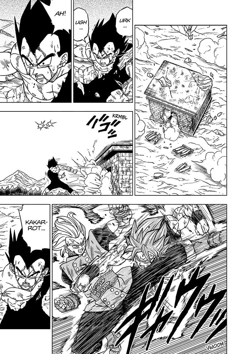 Dragon Ball Super Chapter 76 Page 19