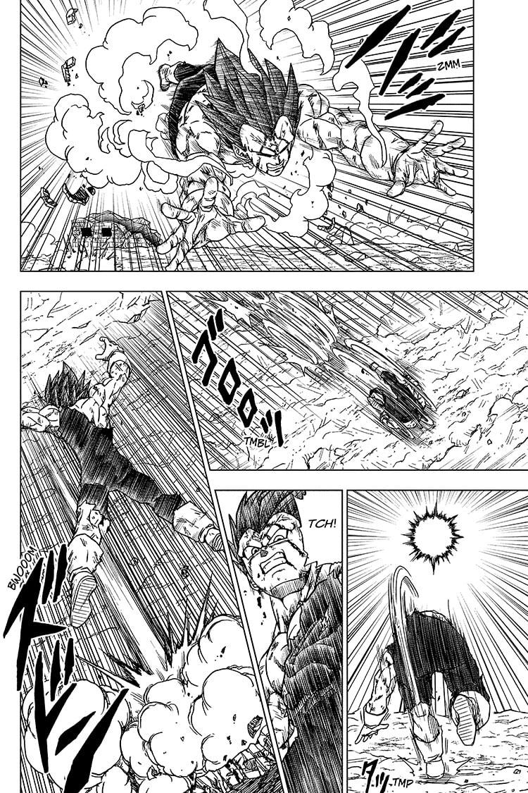 Dragon Ball Super Chapter 76 Page 2