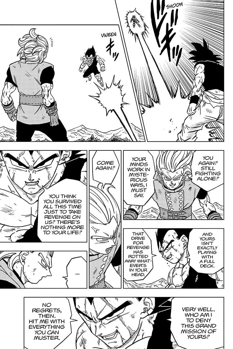 Dragon Ball Super Chapter 76 Page 23