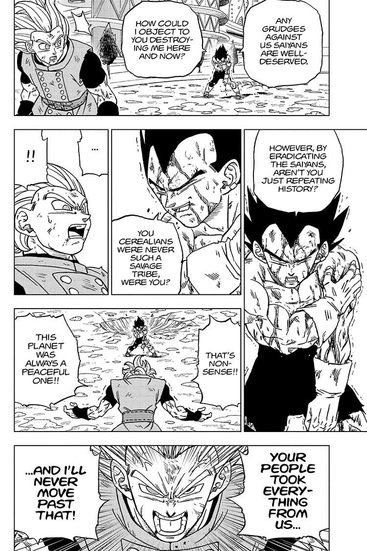 Dragon Ball Super Chapter 76 Page 34