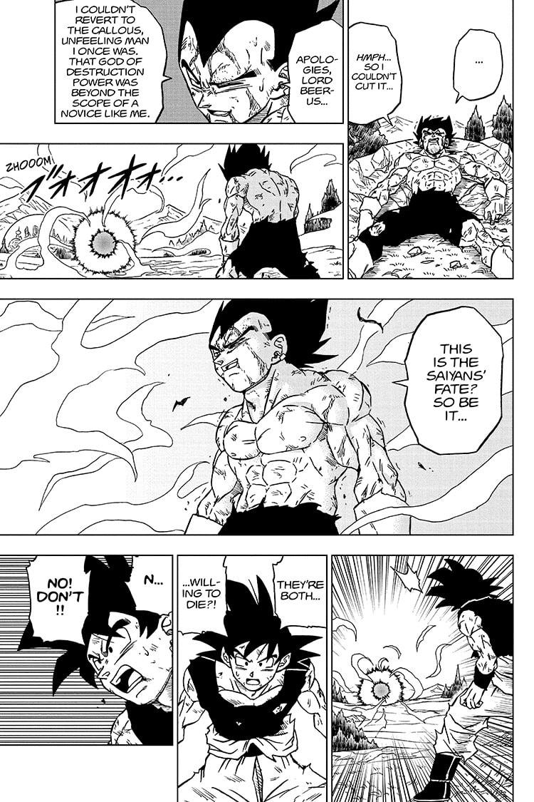 Dragon Ball Super Chapter 76 Page 37