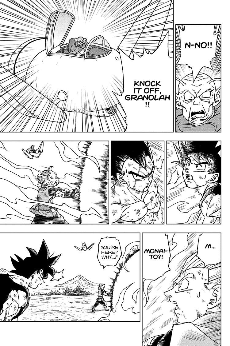 Dragon Ball Super Chapter 76 Page 41