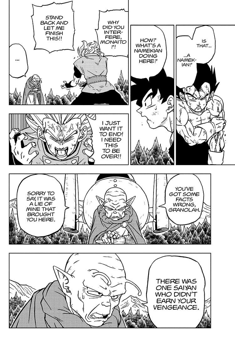 Dragon Ball Super Chapter 76 Page 44