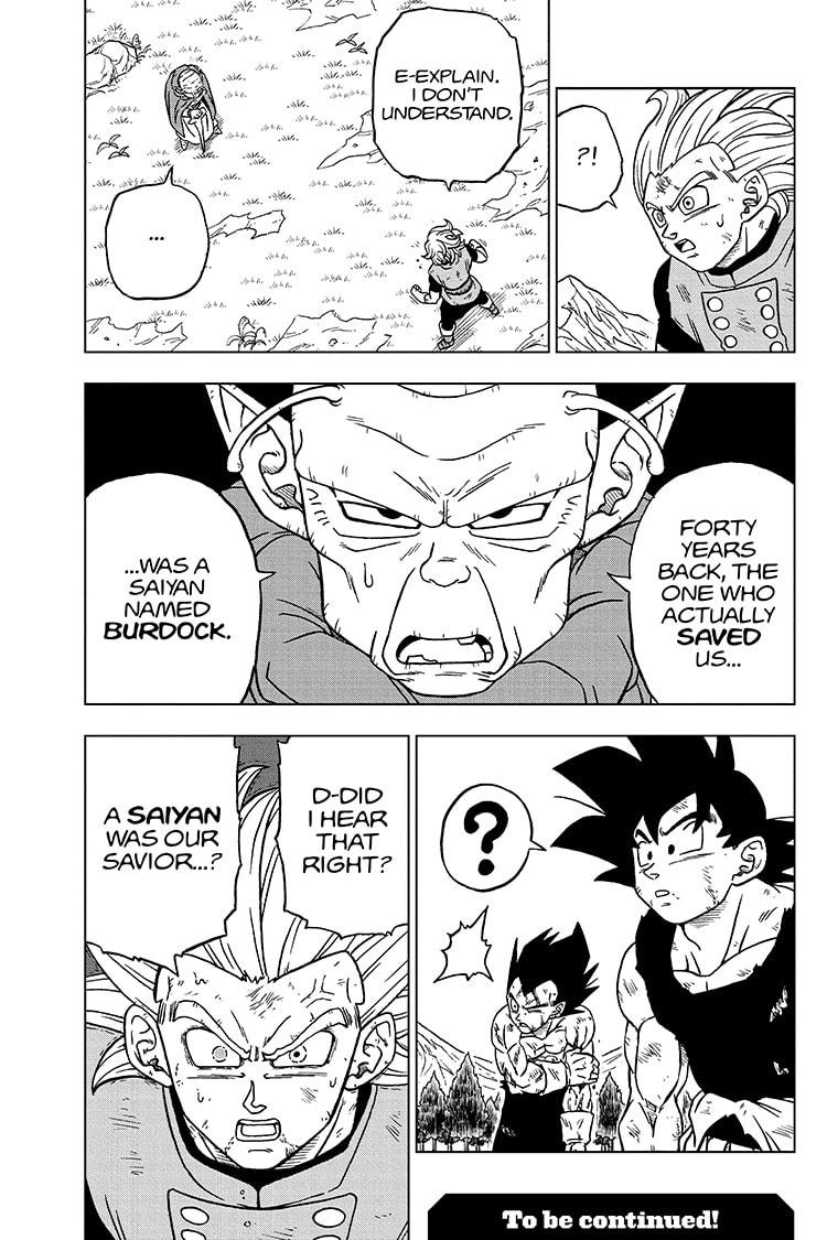 Dragon Ball Super Chapter 76 Page 45