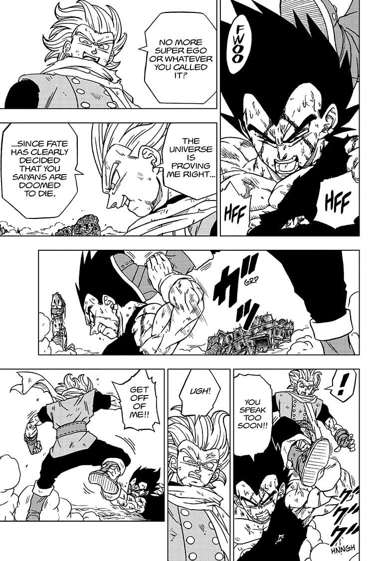 Dragon Ball Super Chapter 76 Page 5