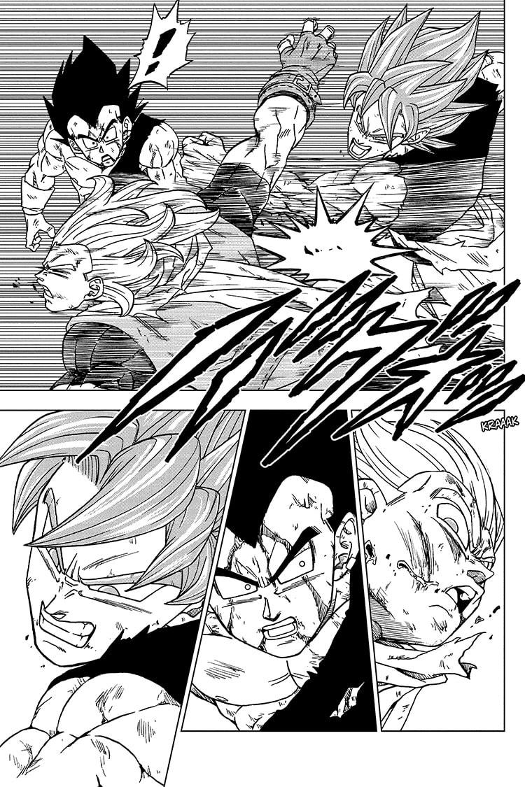 Dragon Ball Super Chapter 76 Page 7