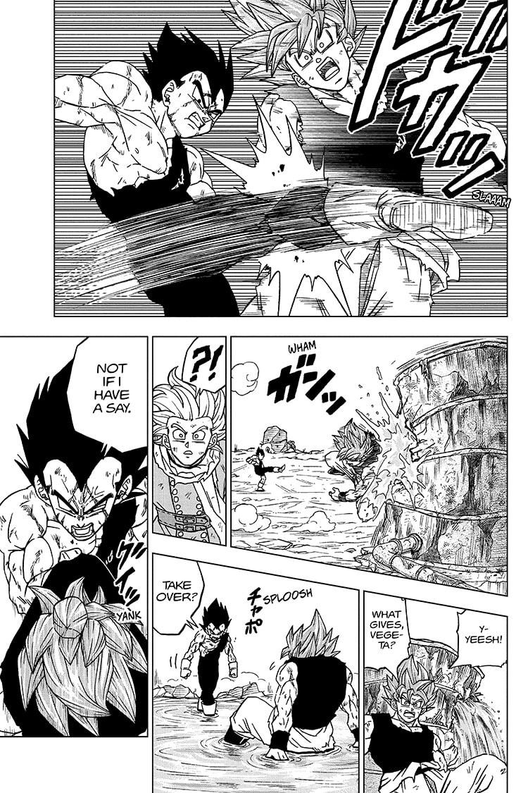 Dragon Ball Super Chapter 76 Page 9