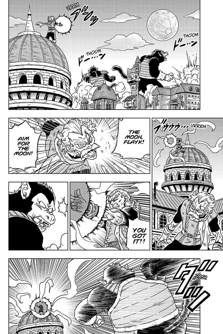 Dragon Ball Super Chapter 77 Page 10
