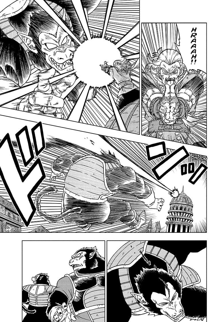 Dragon Ball Super Chapter 77 Page 11