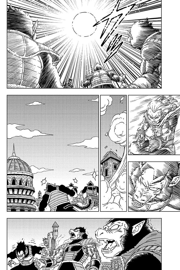 Dragon Ball Super Chapter 77 Page 12