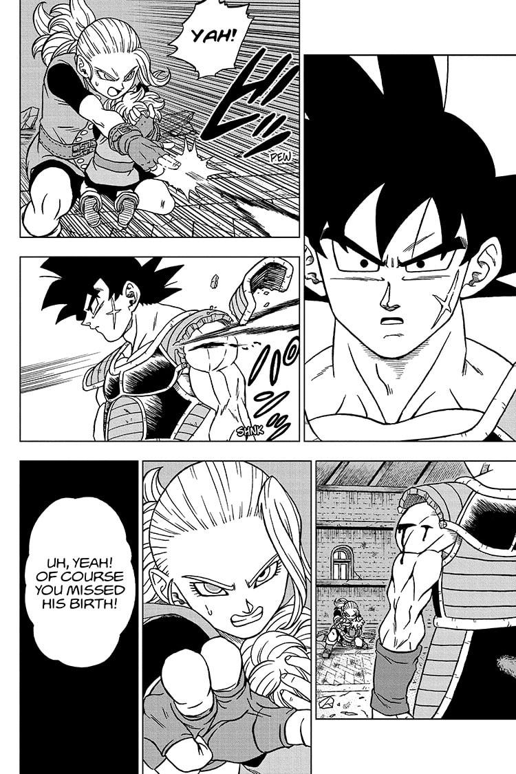 Dragon Ball Super Chapter 77 Page 16