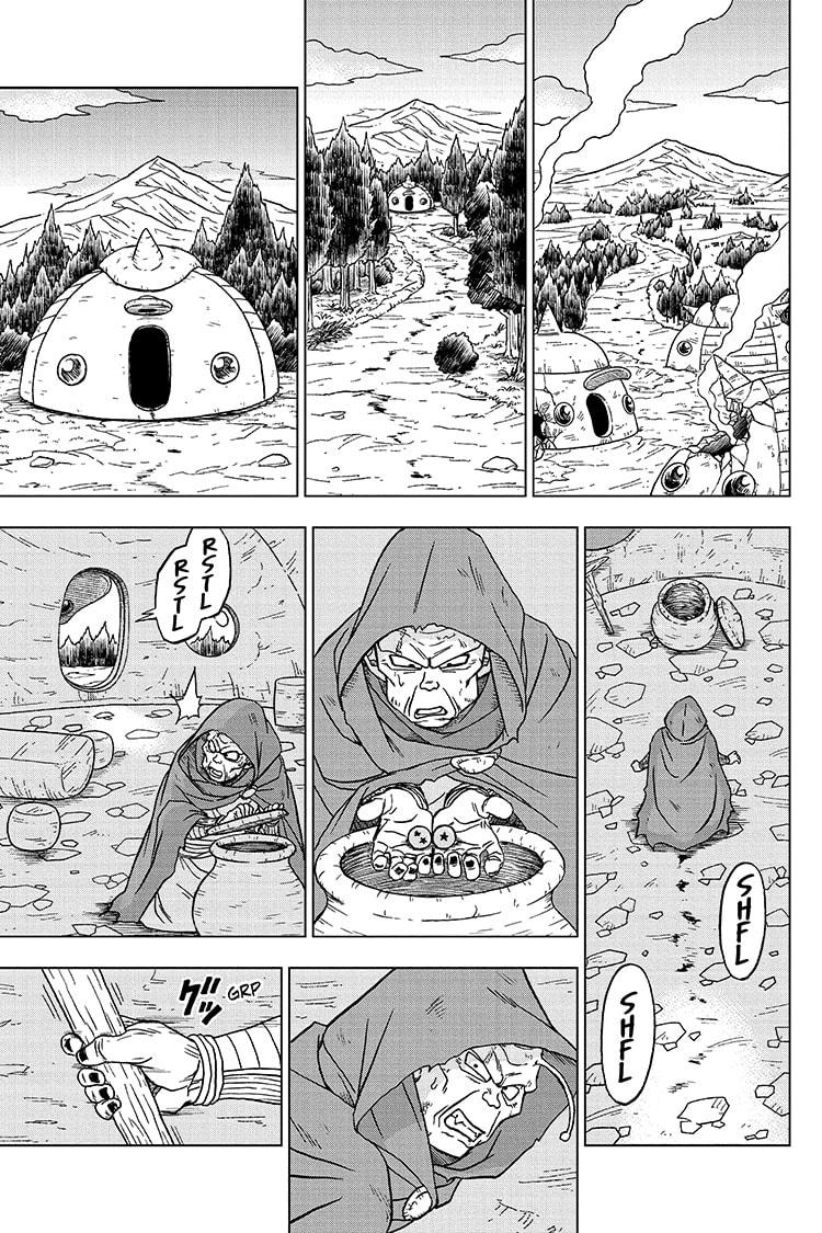 Dragon Ball Super Chapter 77 Page 21