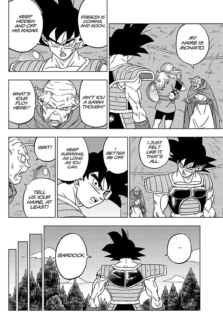 Dragon Ball Super Chapter 77 Page 24