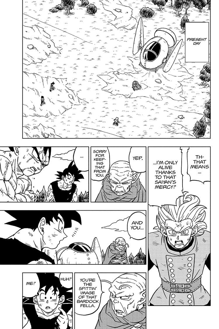 Dragon Ball Super Chapter 77 Page 25