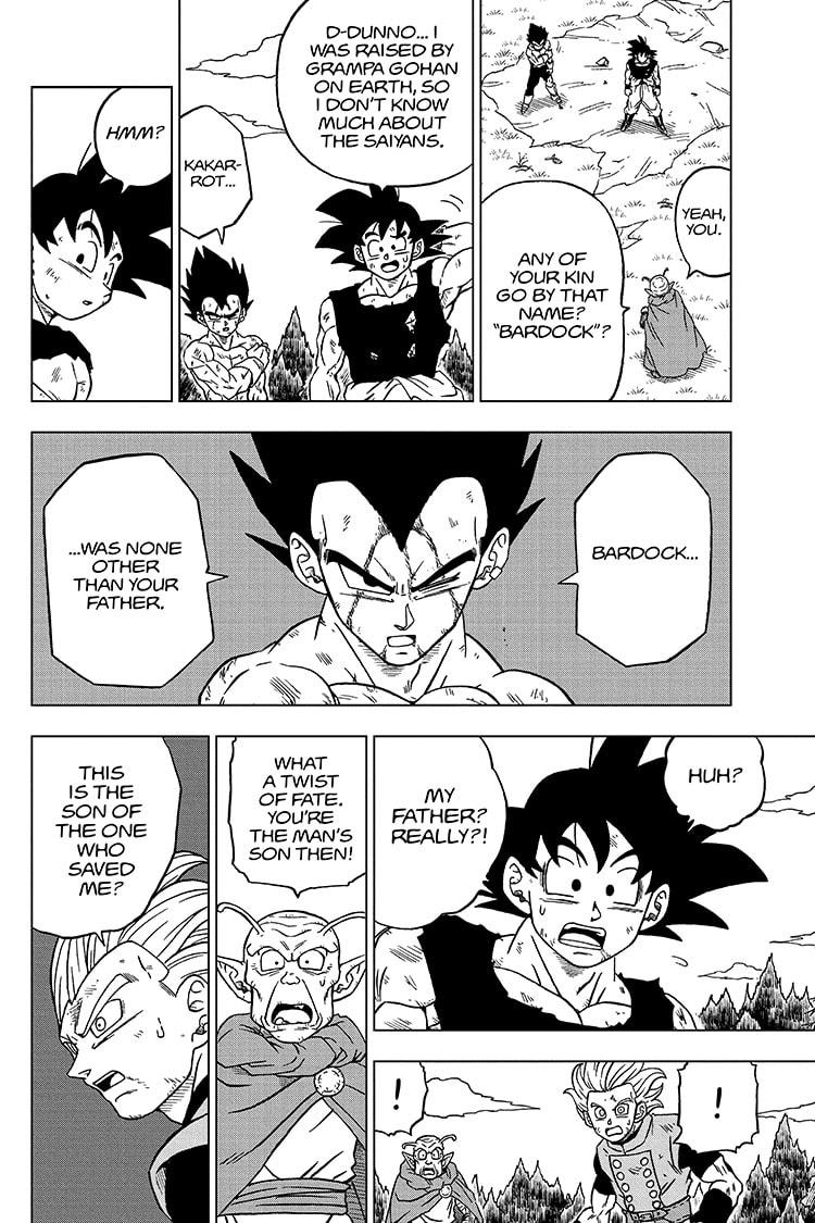 Dragon Ball Super Chapter 77 Page 26