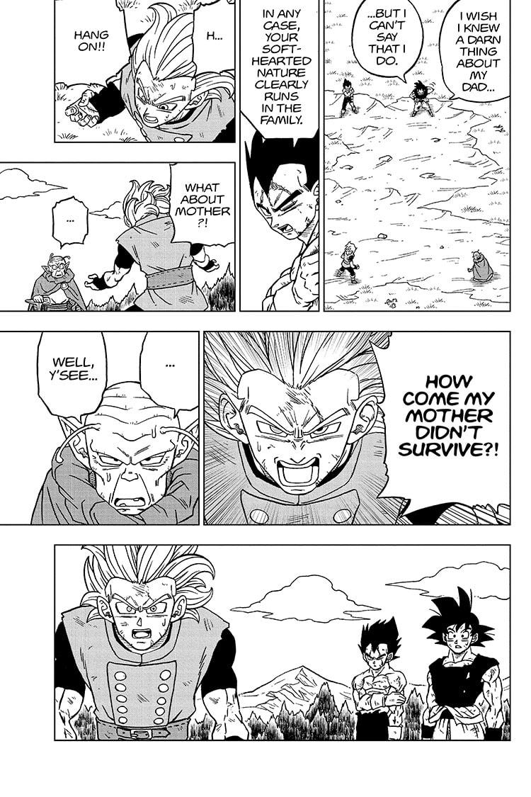 Dragon Ball Super Chapter 77 Page 27