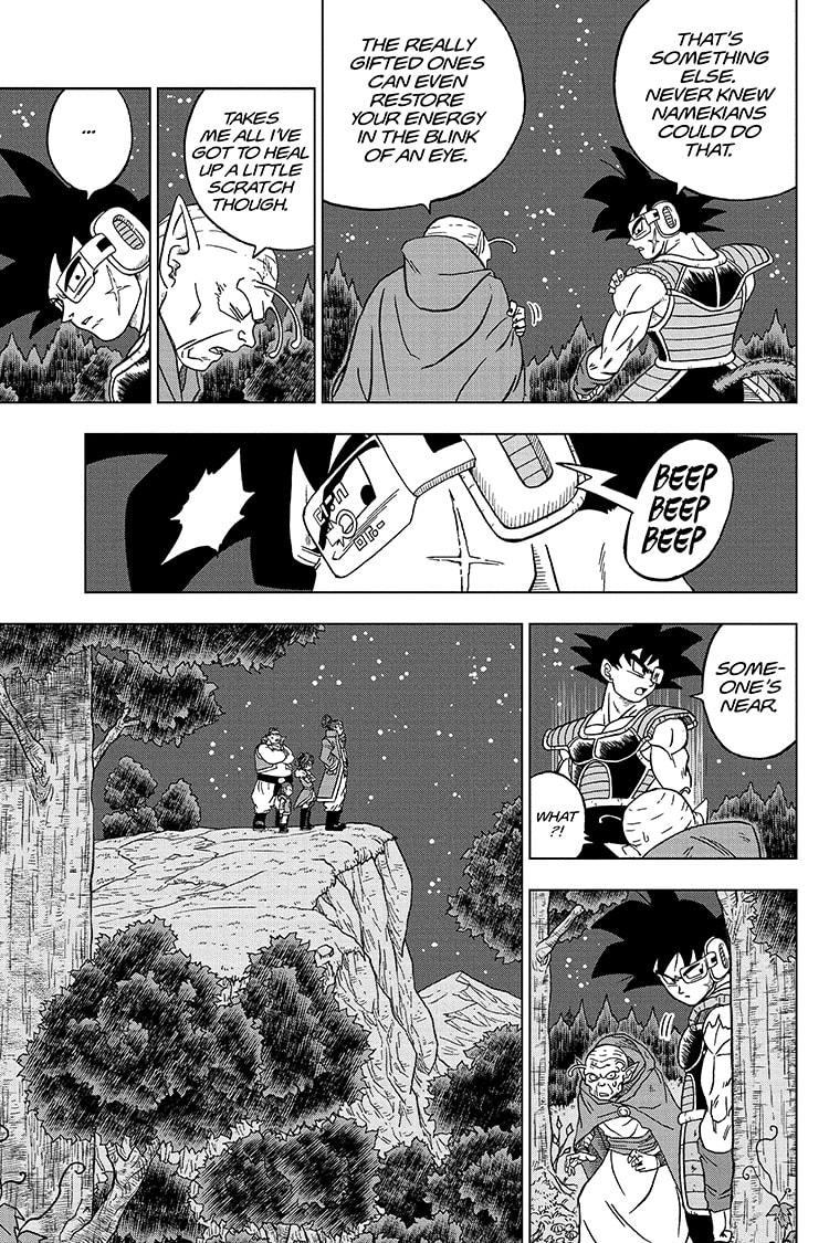 Dragon Ball Super Chapter 77 Page 29