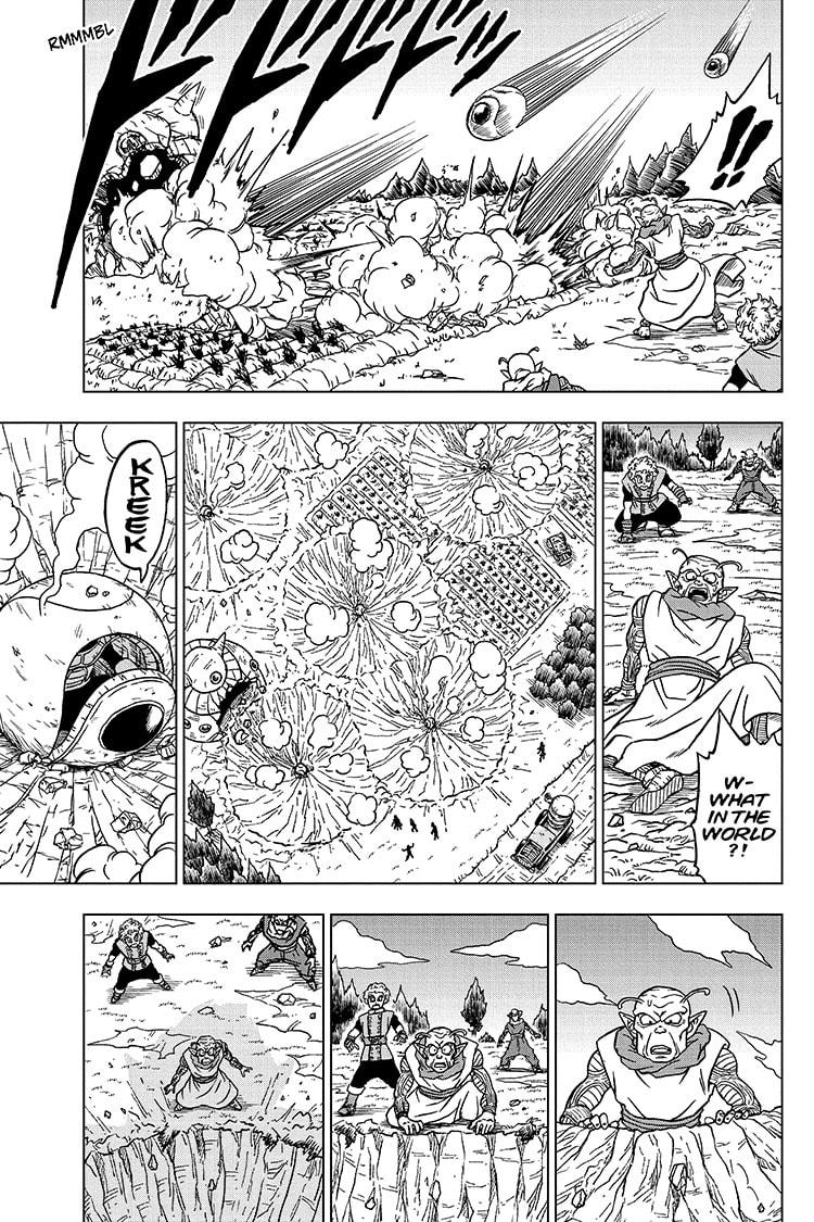 Dragon Ball Super Chapter 77 Page 3