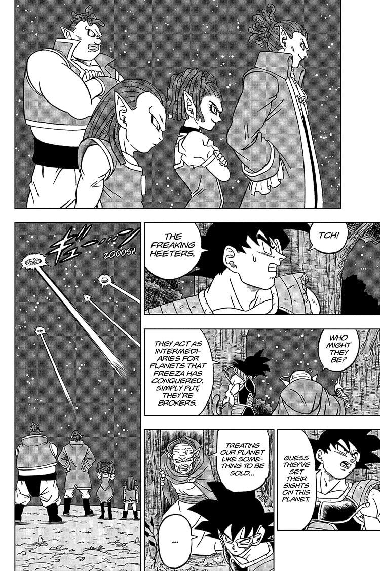 Dragon Ball Super Chapter 77 Page 30