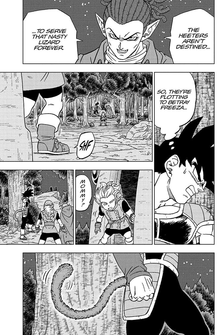 Dragon Ball Super Chapter 77 Page 33