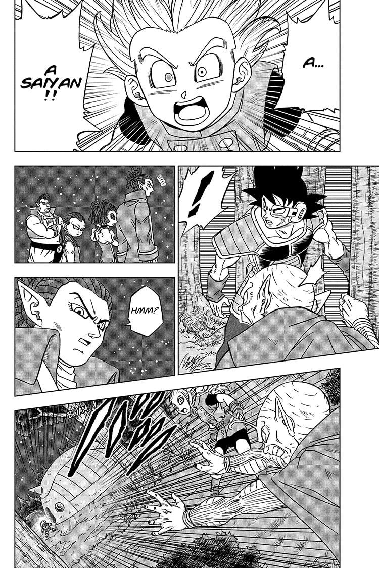 Dragon Ball Super Chapter 77 Page 34