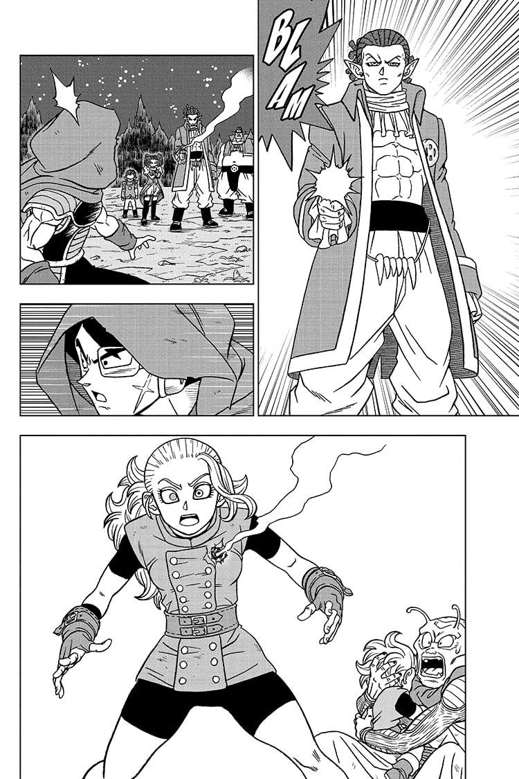 Dragon Ball Super Chapter 77 Page 38