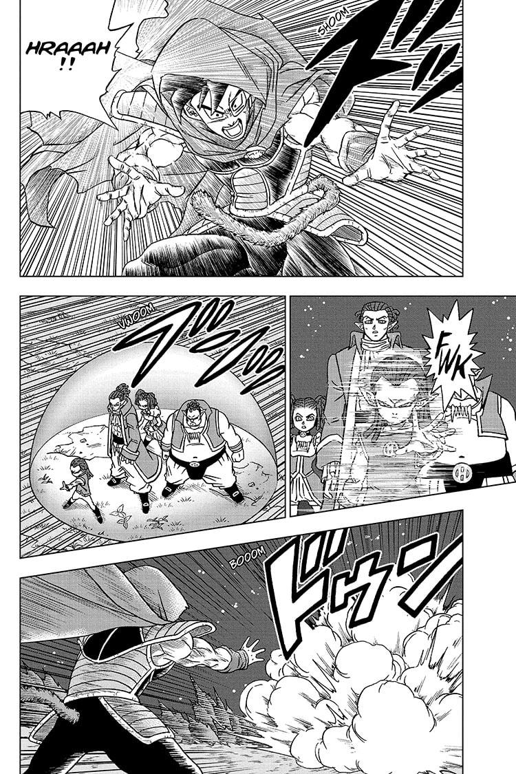 Dragon Ball Super Chapter 77 Page 40