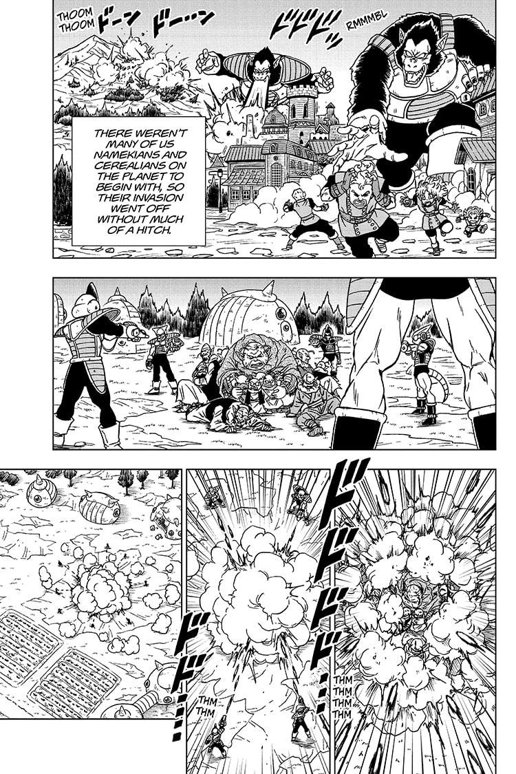 Dragon Ball Super Chapter 77 Page 5