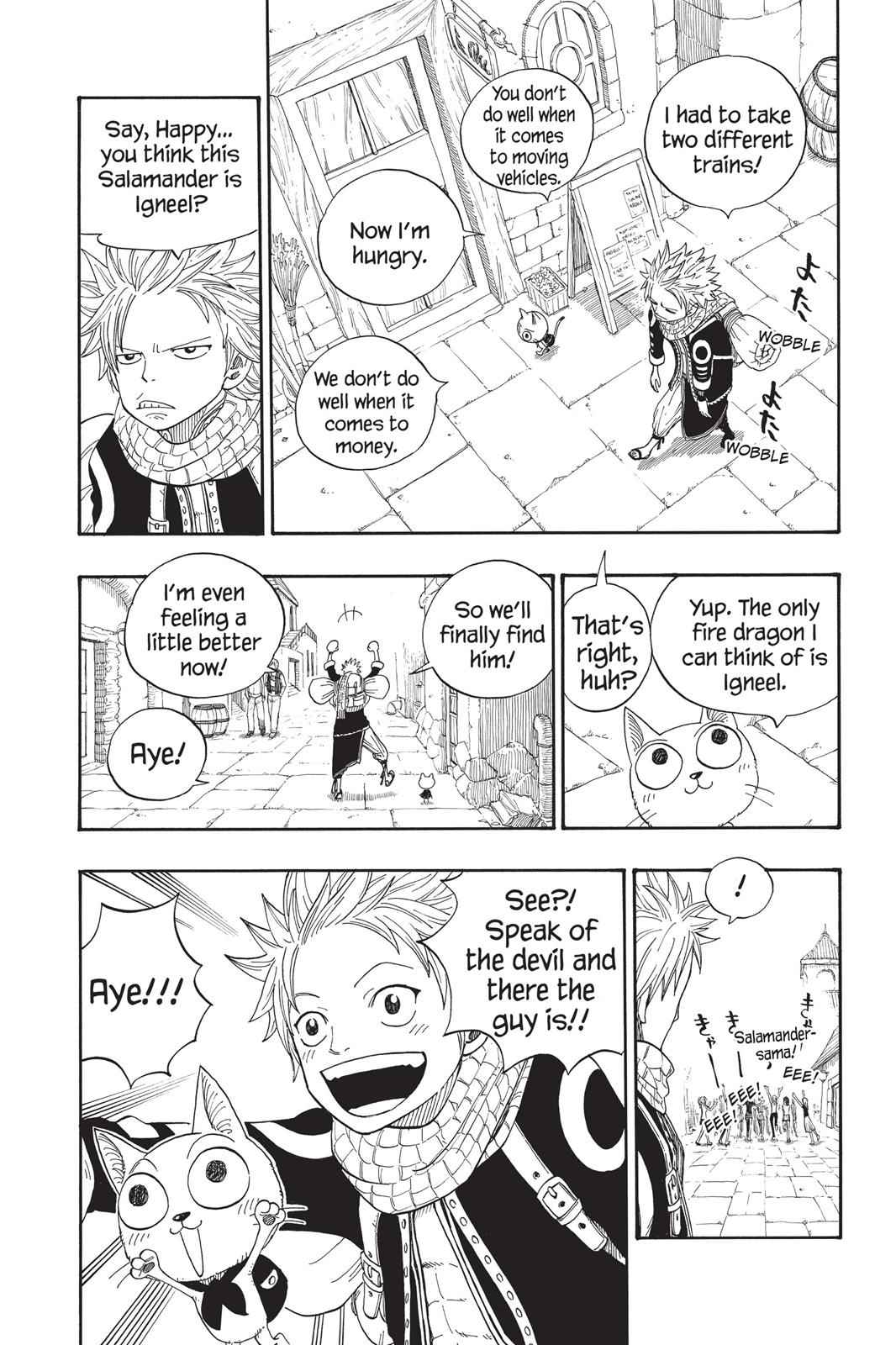 Fairy Tail Chapter 1 Page 19