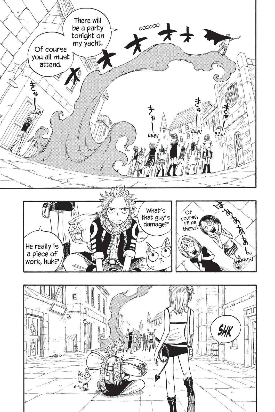 Fairy Tail Chapter 1 Page 25