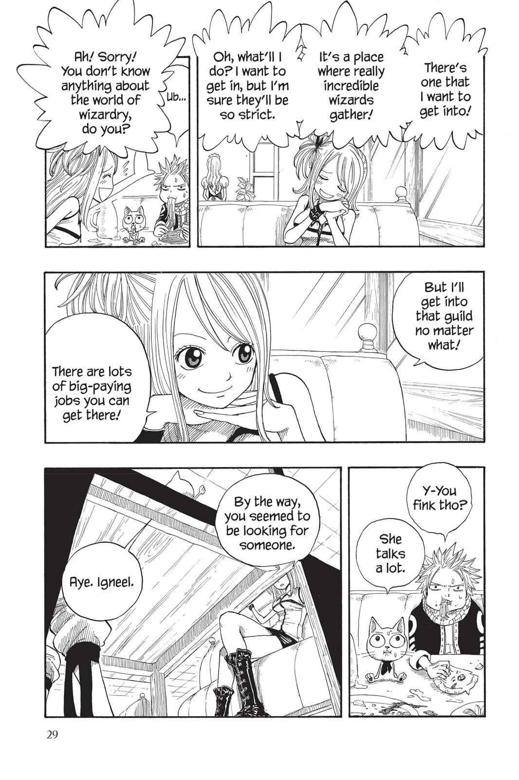 Fairy Tail Chapter 1 Page 29