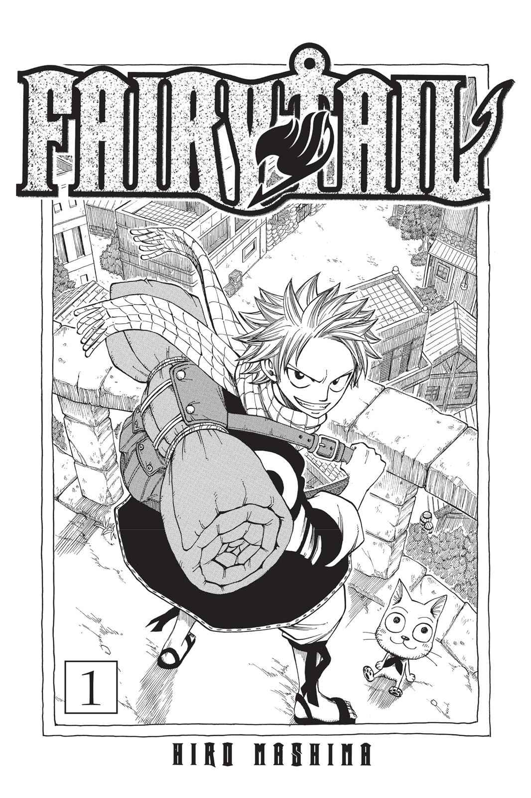 Fairy Tail Chapter 1 Page 3