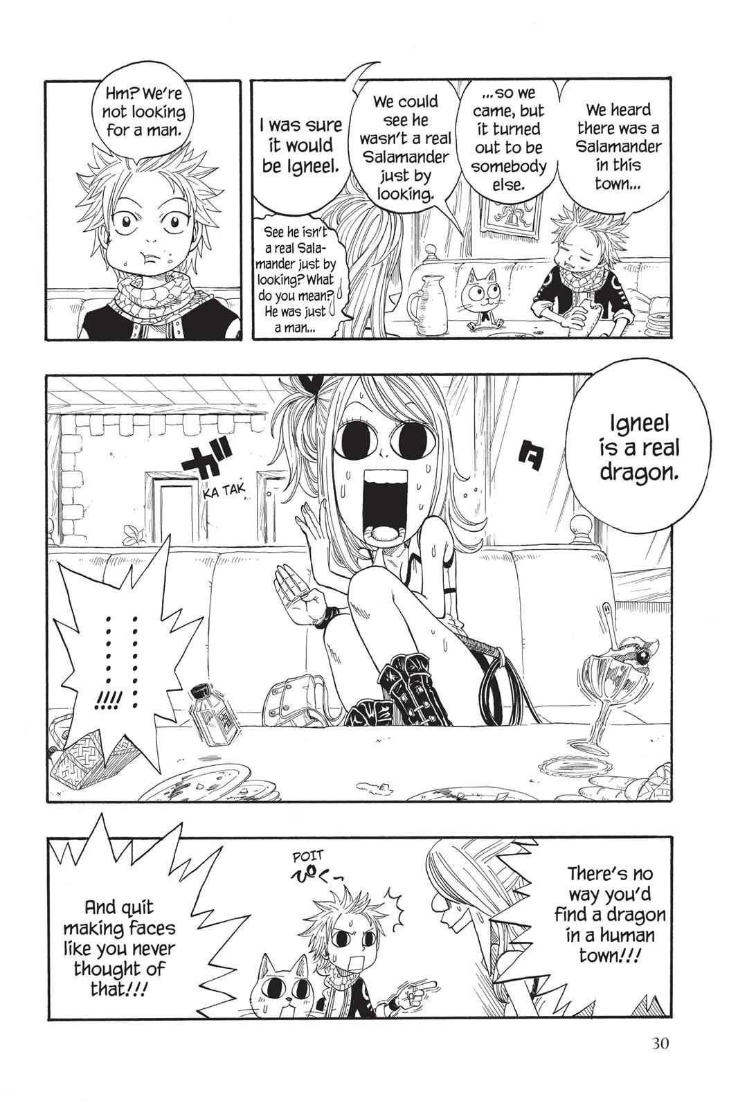 Fairy Tail Chapter 1 Page 30