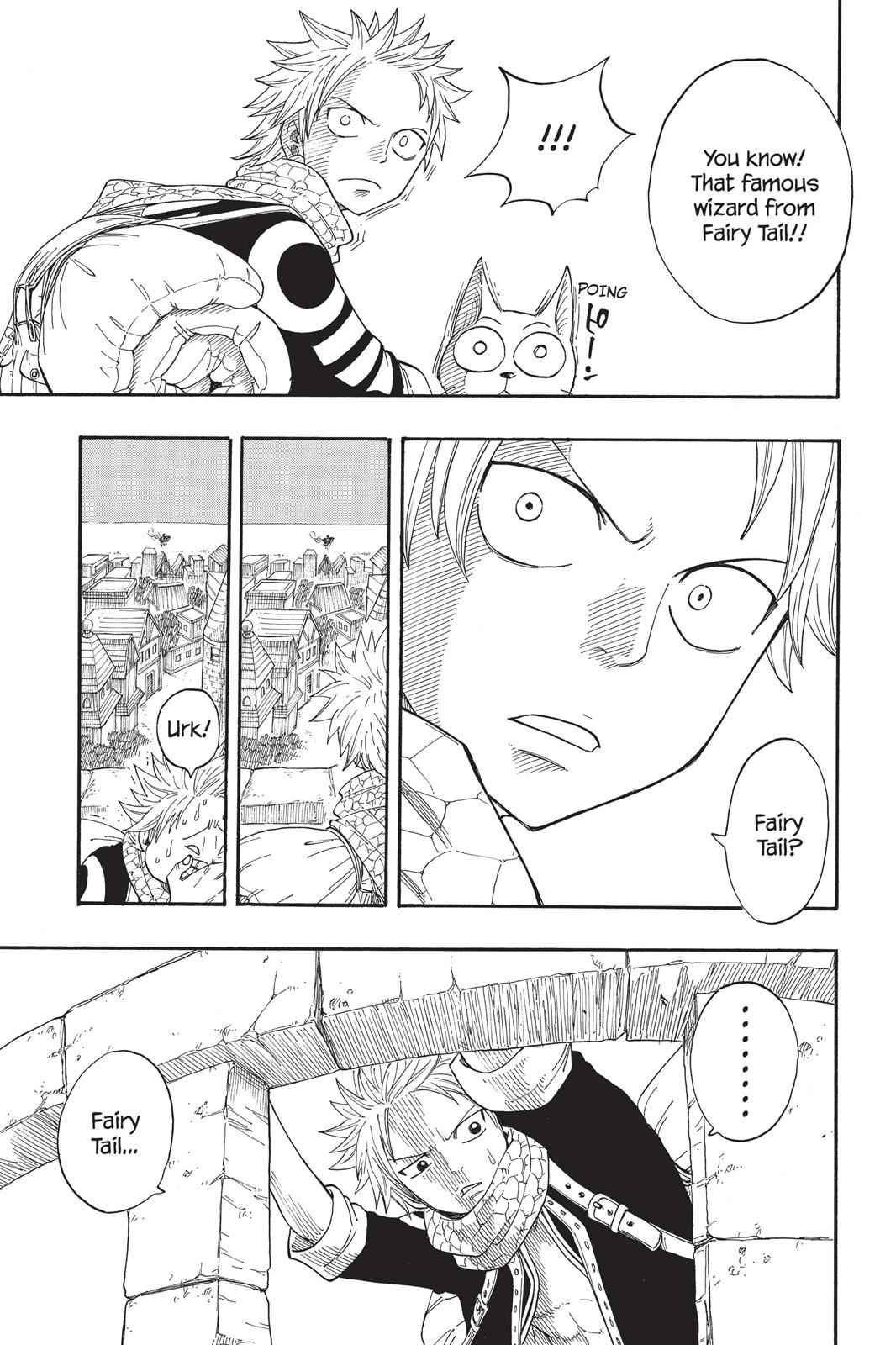 Fairy Tail Chapter 1 Page 39