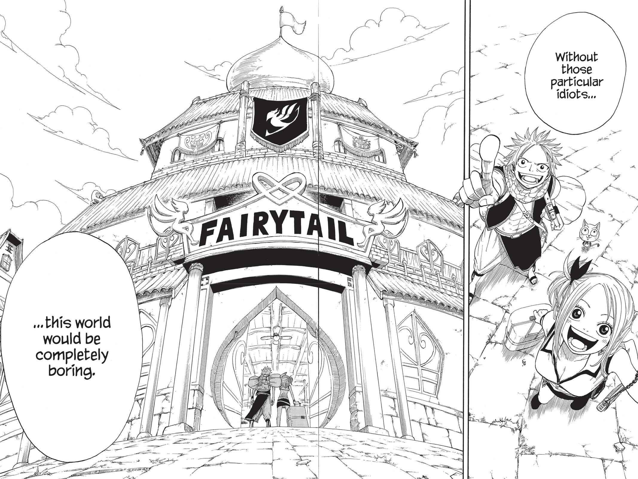 Fairy Tail Chapter 1 Page 82