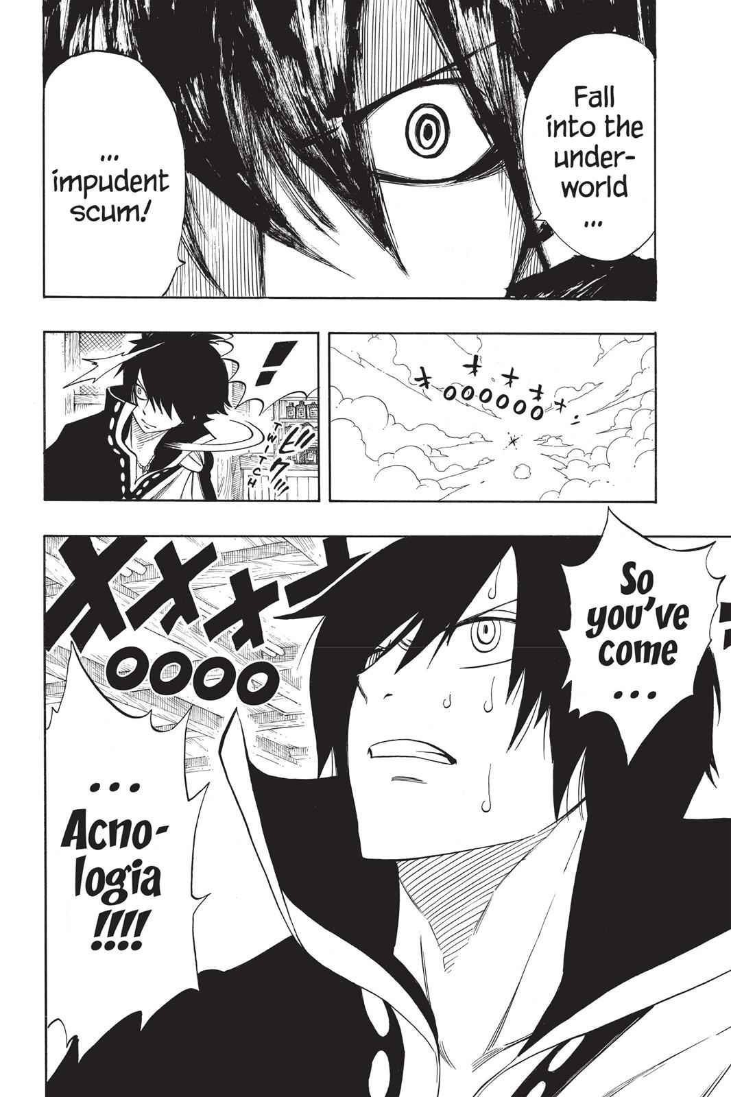 Fairy Tail Chapter 250 Page 19