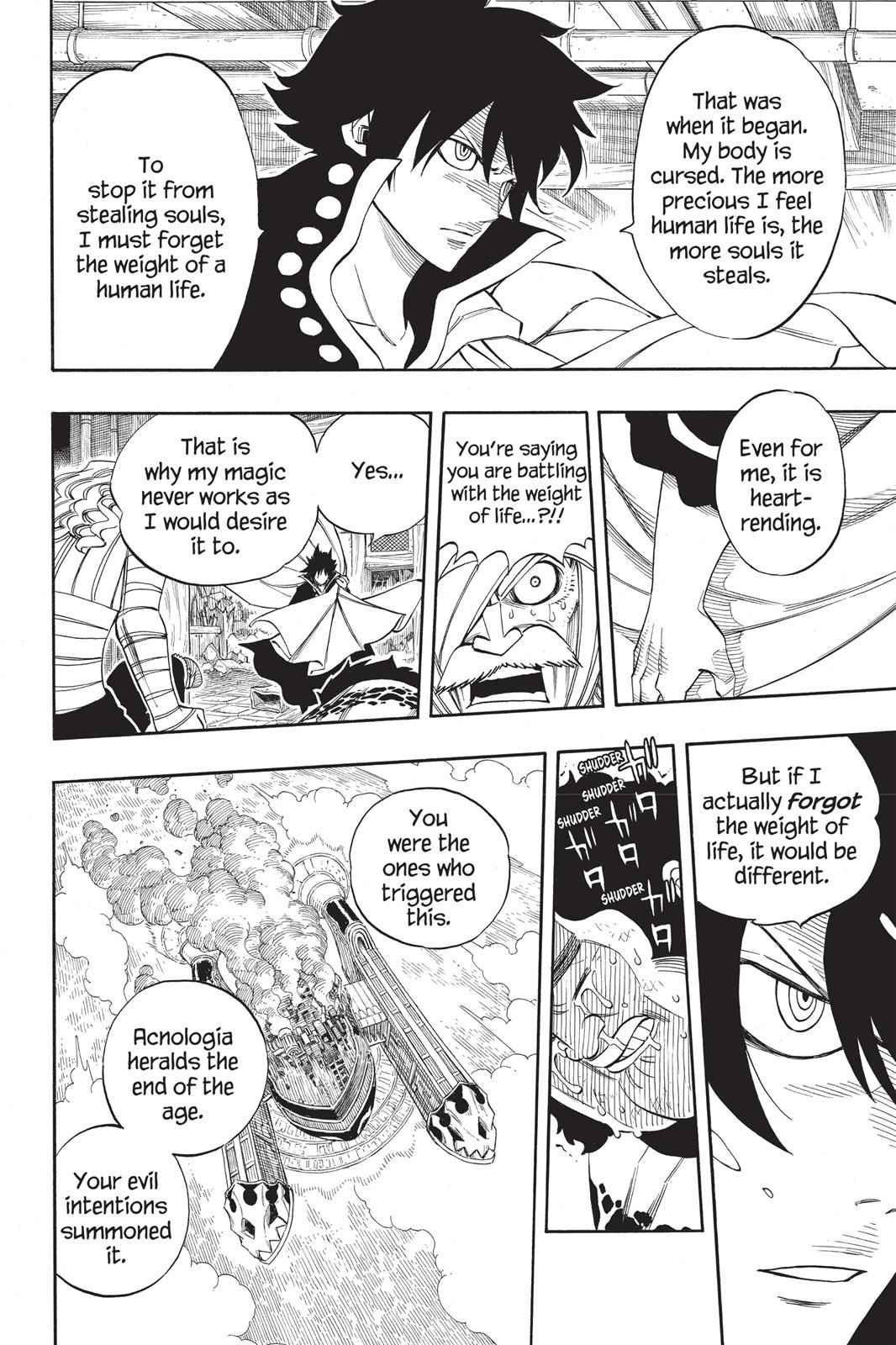 Fairy Tail Chapter 250 Page 6