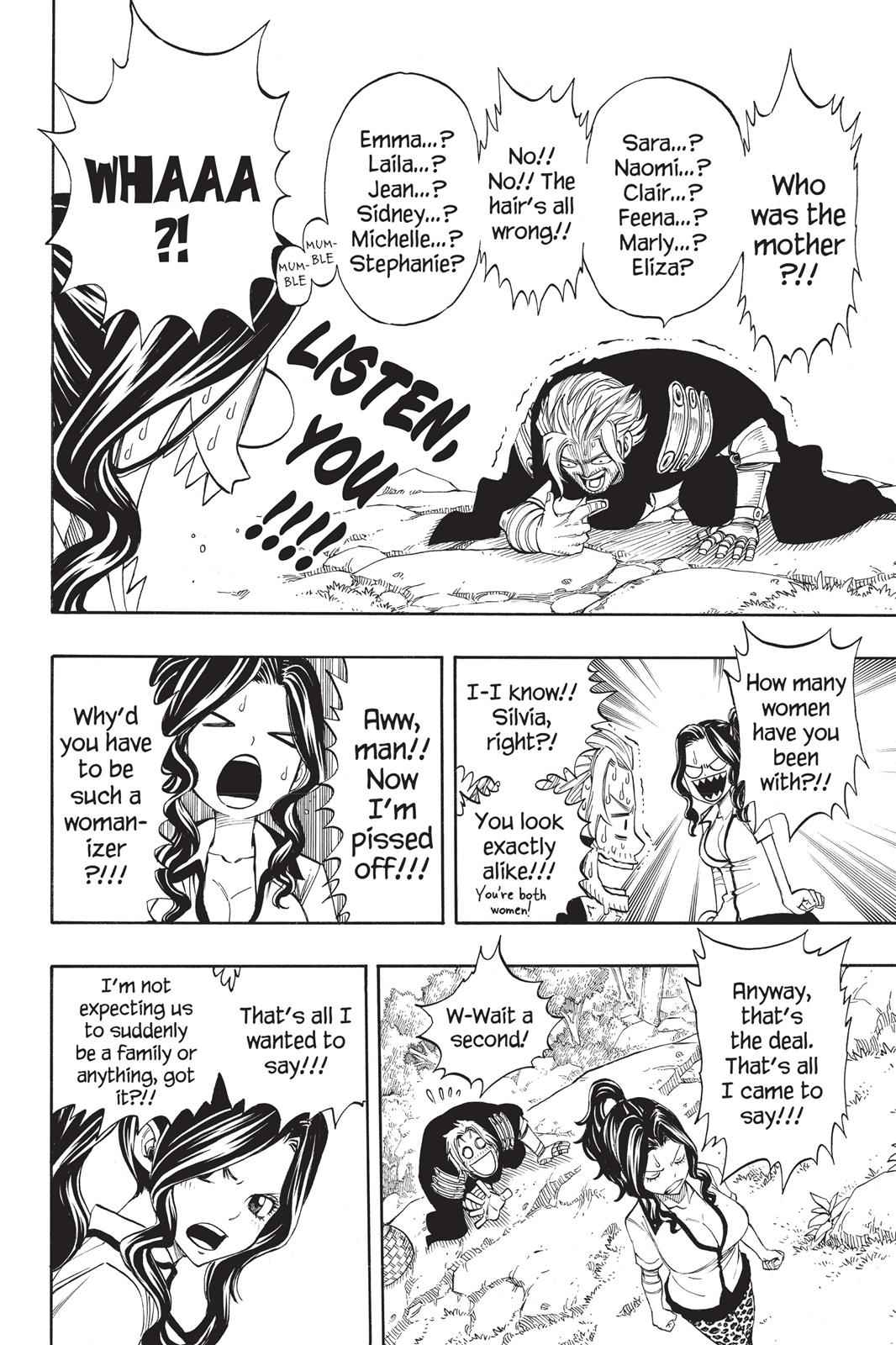 Fairy Tail Chapter 251 Page 12