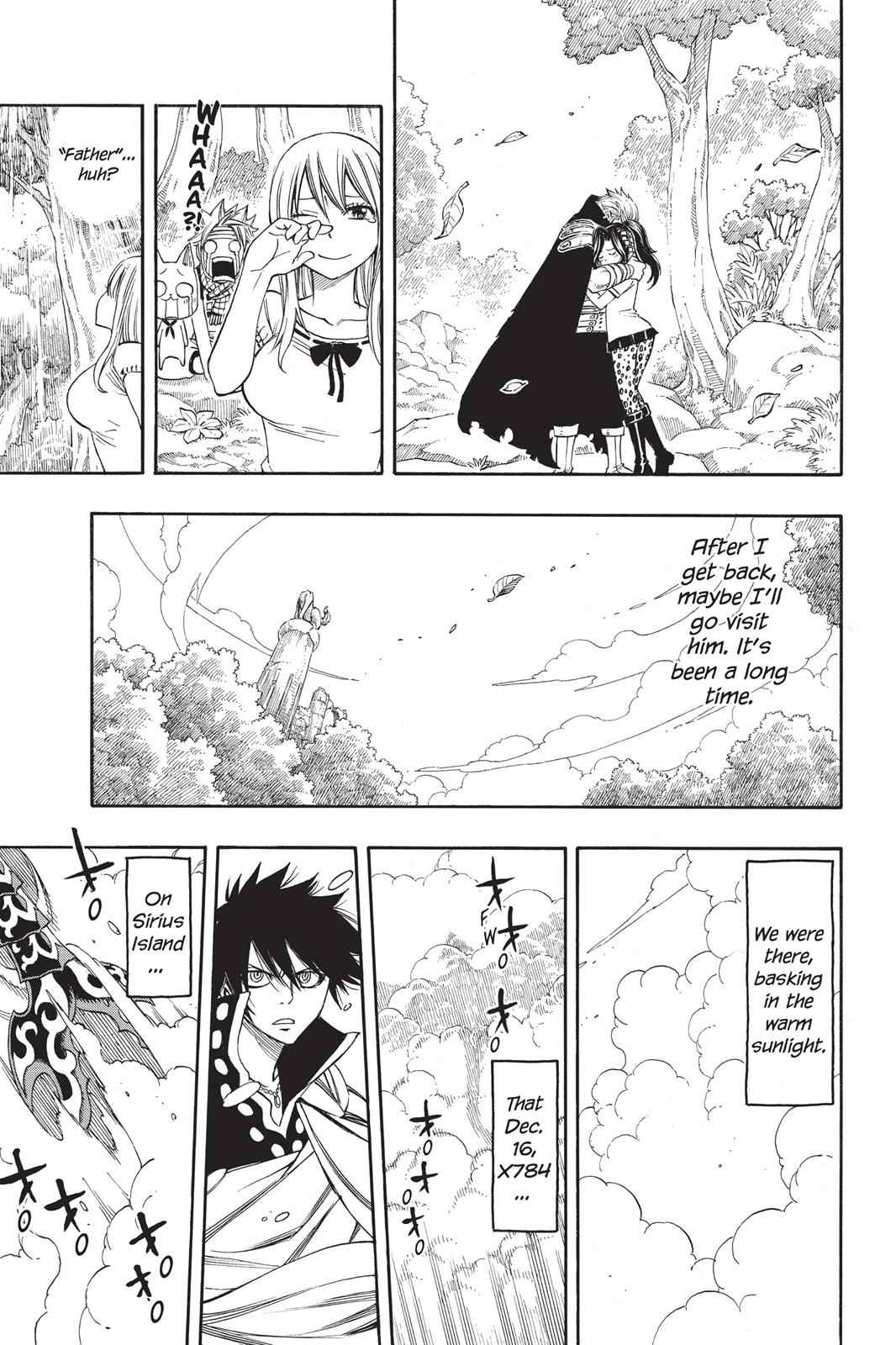 Fairy Tail Chapter 251 Page 19