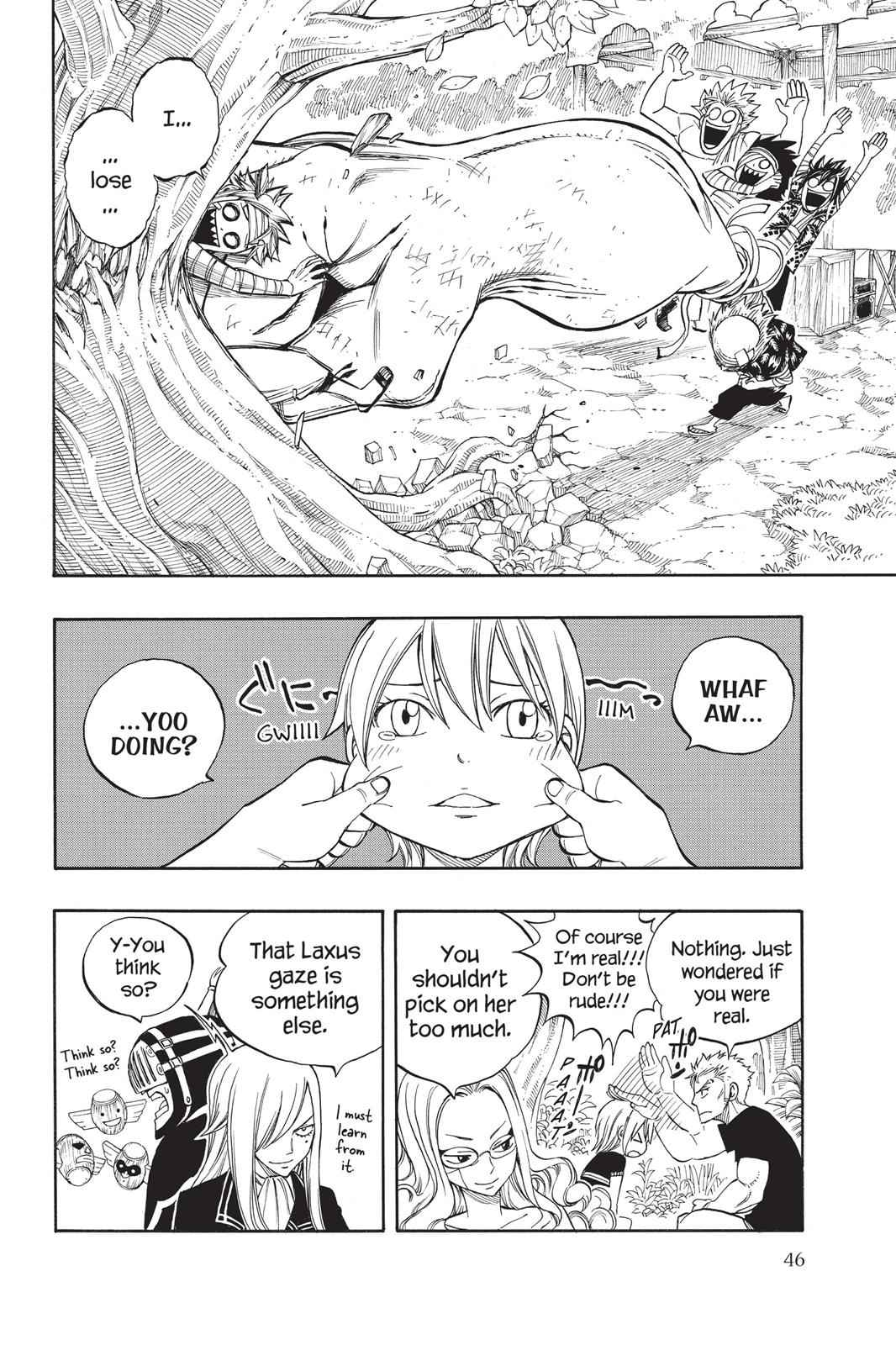Fairy Tail Chapter 251 Page 4
