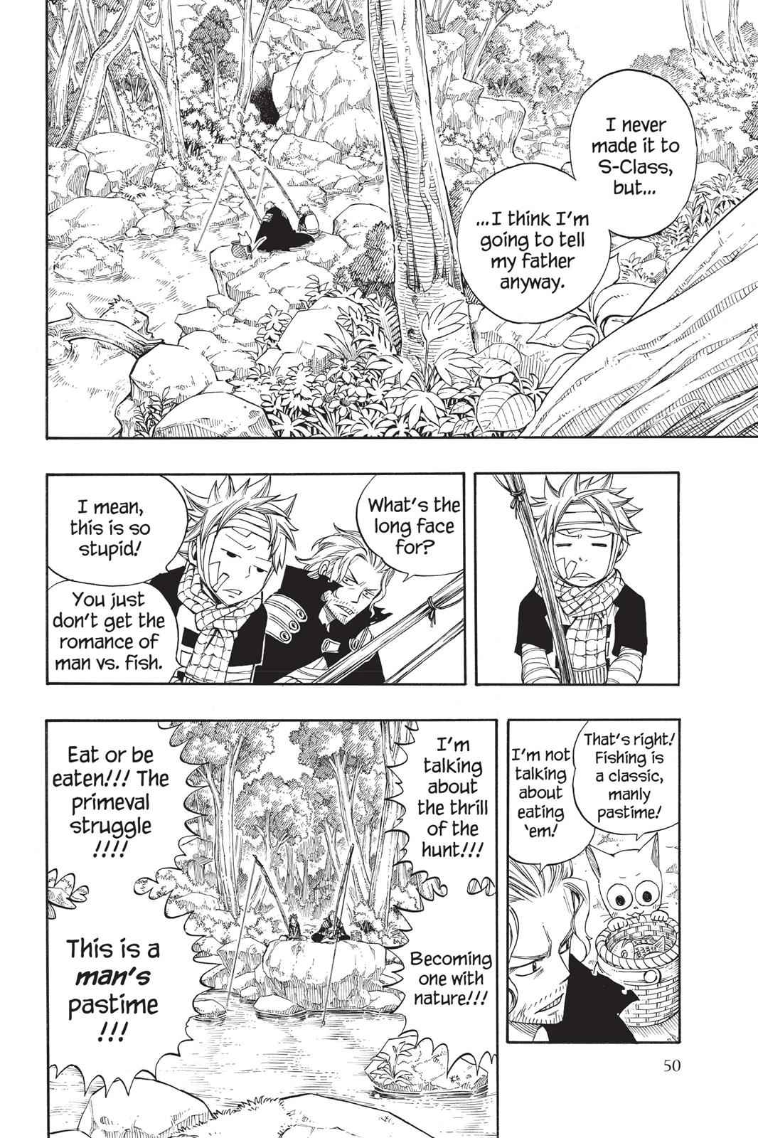 Fairy Tail Chapter 251 Page 8