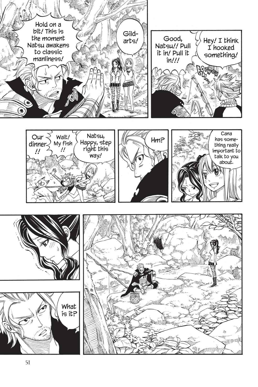 Fairy Tail Chapter 251 Page 9